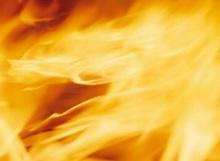 По факту гибели сожженного в керосине мужчине не возбуждено дело