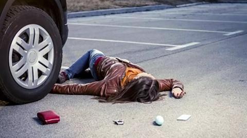 Автолюбители сбили троих пешеходов