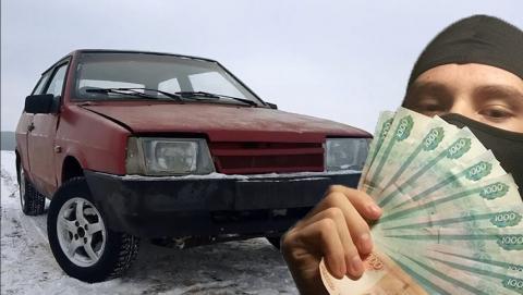 Саратовец купил за 11 000 рублей угнанную «шестерку»