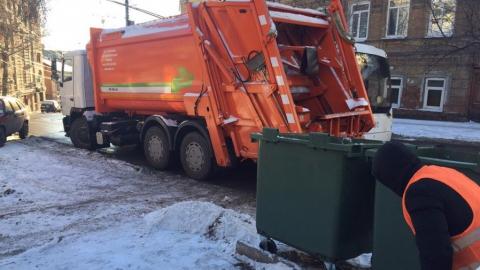 Более 100 000 тонн мусора поступило на концессионные объекты с начала работы Регоператора