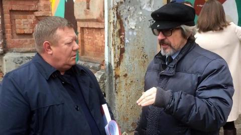 Панков призвал Минкульт РФ и «ДОМ.РФ» разъяснить планы в отношении складов Рейнеке