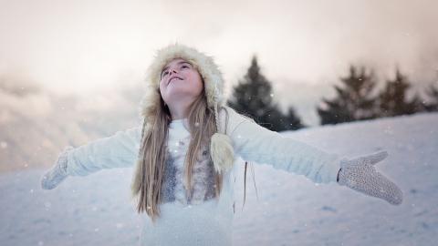 Саратов в воскресенье накроют снегопад и метель