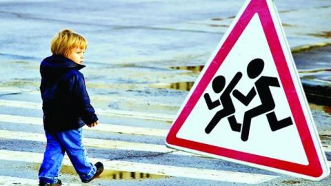 Осенью 64 ребенка получили травмы в авариях