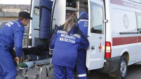 Утром  в Энгельсе пять человек пострадали в аварии