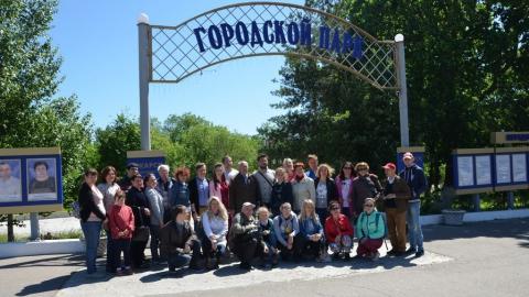 В Саратовской области сотни жителей проехались по красивейшим и интересным уголкам