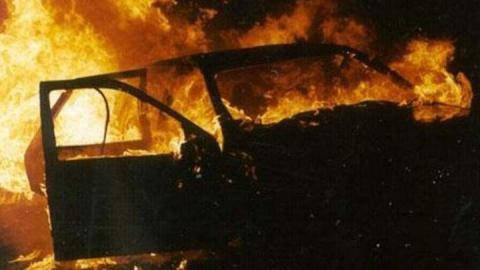 Три машины сгорели за сутки в Саратовской области