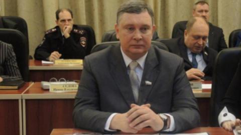 Дмитрия Соколова подозревают в злоупотреблении полномочиями