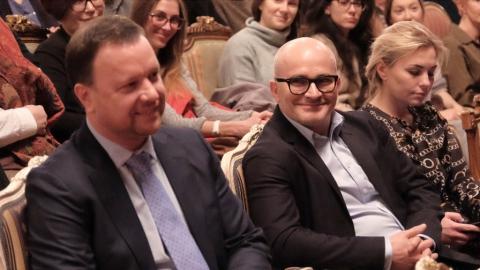 Юрий Кравец стал заместителем худрука театра Et Cetera