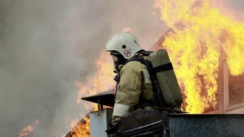 Из горящего дома эвакуировали восемь жильцов
