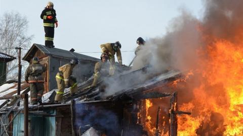 Два маленьких мальчика погибли на пожаре. Возбуждено уголовное дело