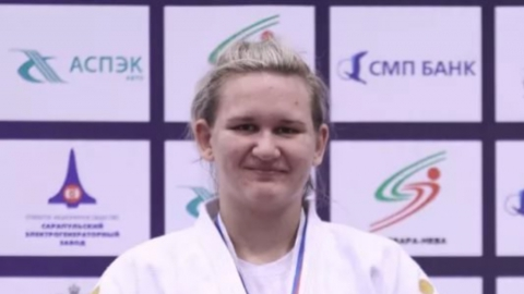 Саратовская дзюдоистка завоевала «серебро» Кубка России