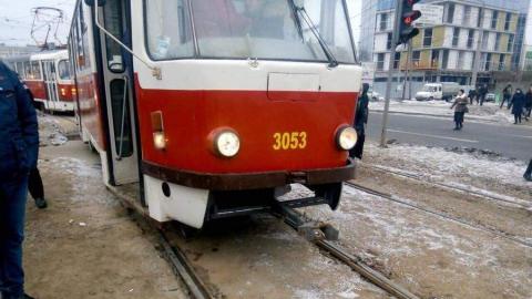 Попавшая под трамвай девочка находится в крайне тяжелом состоянии