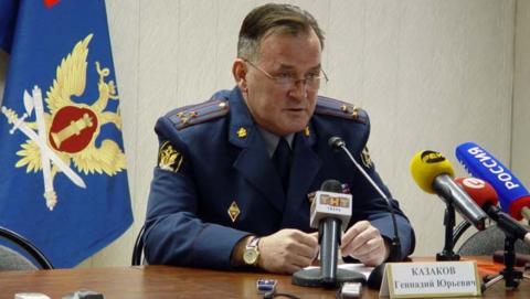Начальник УФСИН по Саратовской области стал генерал-майором