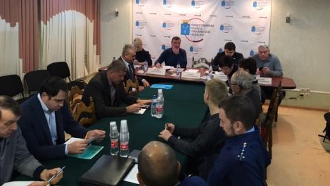 """Общественная палата поддержала """"мусорную"""" реформу в Саратовской области"""