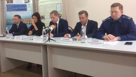 Балаковским бизнесменам рассказали о договорах на обращение с мусором