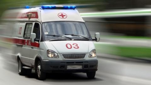Под Саратовом разбились водитель и пассажир иномарки