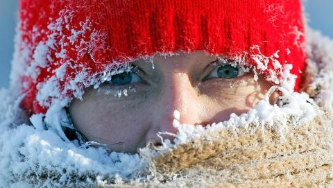 Снегопад в Саратовской области сменится морозами