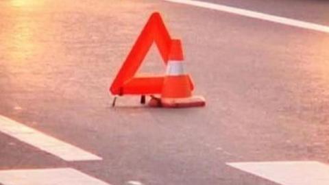 Водитель сбил парня и уехал с места происшествия