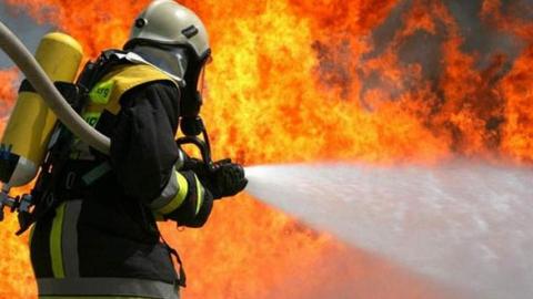 В сгоревшем доме нашли двоих погибших детей