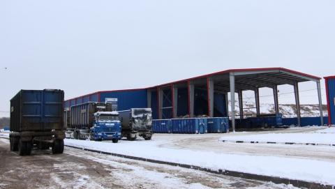 За выходные на экологически безопасную обработку отправлено более 1 600 тонн мусора
