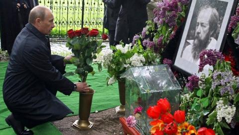 Михаила Исаева просят назвать улицу в честь Александра Солженицына