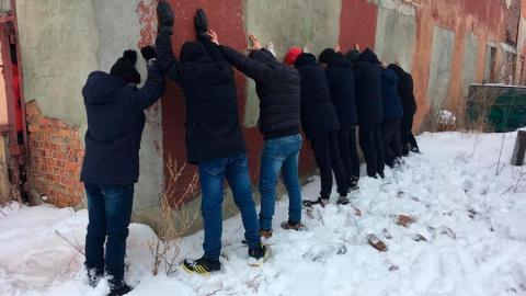 20 тысяч литров контрафактного спиртного изъяли в саратовском Заволжье. Фото