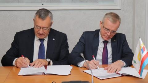 СГТУ и Союз машиностроителей России подписали соглашение о сотрудничестве