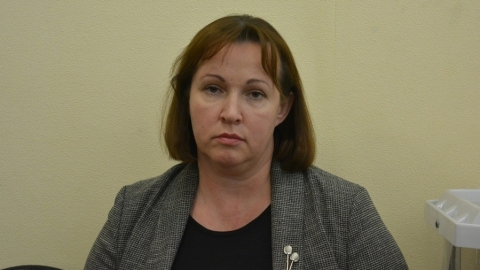 Председателем горизбиркома избрана Светлана Нестеренко