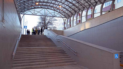 На въезде в Энгельс построят подземный переход