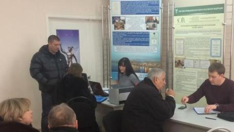 Выездной центр Регоператора в Балаково заключает договоры с юрлицами