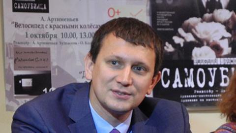 Анатолий Барсуков уходит из ТЮЗа