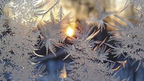 В Левобережье ожидается мороз до 16 градусов