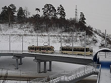 Предложен проект скоростного трамвая в Саратове