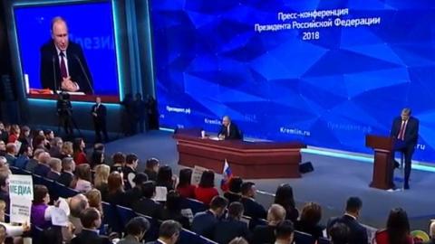 """Путин не боится """"потерять"""" молодежь из-за ужесточения законодательства"""