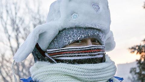 В Левобережье сохранятся 16-градусные морозы