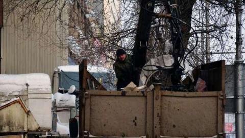 """Восемь незаконных павильонов снесли у рынка """"Губернский"""""""