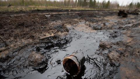 «Транснефть-Приволга» заплатит штраф за разлитую нефть и испорченную землю