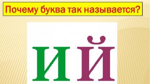 """Арбитраж признал равнозначными буквы """"и"""" и """"й"""""""
