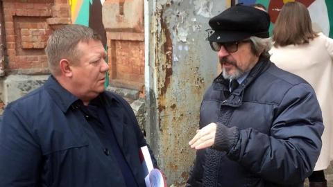 Николай Панков: Вместе с жителями защитили памятник нашей истории - склады Рейнеке