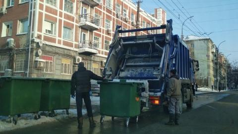Для уборки мусора в Саратове задействована резервная техника