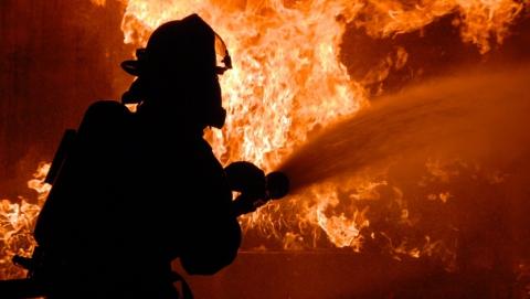 В Саратовской области на пожарах погибли два человека