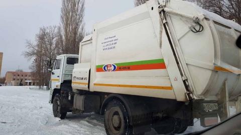 В новогодние праздники на маршруты выйдут более 350 мусоровозов