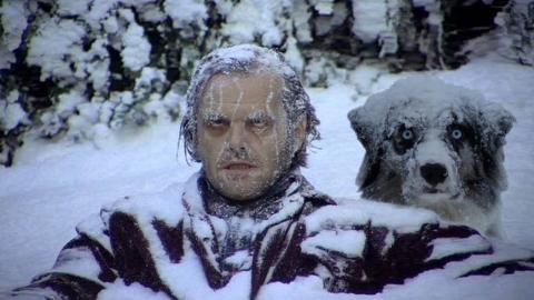 На регион идут морозы до -27 градусов