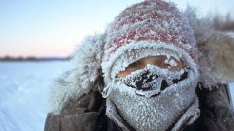 В Левобережье столбик термометра опустится до -20 градусов