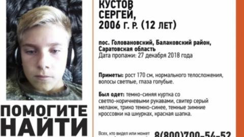 Для поиска пропавшего мальчика волонтеры просят лыжи и данные видеорегистраторов