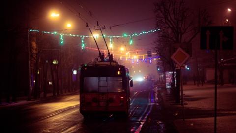 В новогоднюю и рождественскую ночи в Саратове будет ходить транспорт