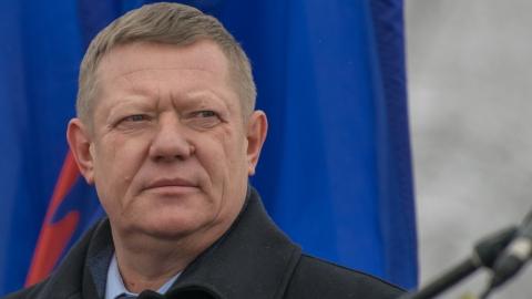 Николай Панков пожелал здоровья нашедшемуся Сергею Кустову
