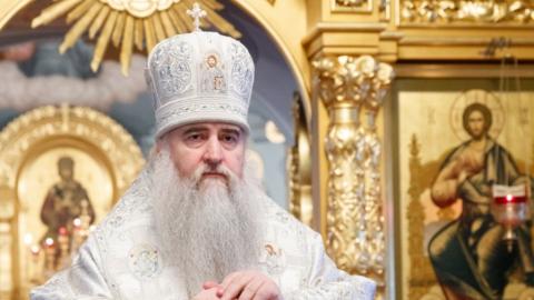 Митрополит саратовский и вольский поздравляет с Рождеством