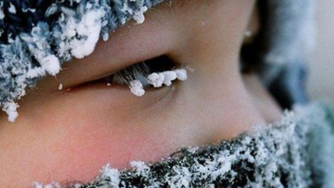 Врачи советуют в морозы не выходить из дома