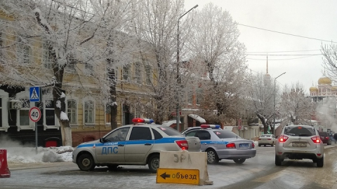 В новогоднюю ночь в Энгельсе перекроют несколько улиц